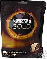 Кофе растворимый Nescafe Gold, 140г