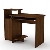 Стол компьютерный СКМ-2 орех экко Компанит, фото 1