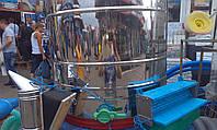 Медогонка из нержавеющей стали на (3 рамки нерж)