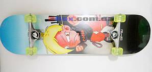 Скейт борд Angry Boy (2T2059)