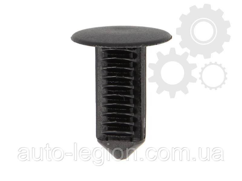 Клипса крепления обшивки (чёрная) на Renault Kangoo II 2012-> Romix (Польша) ROM C10024