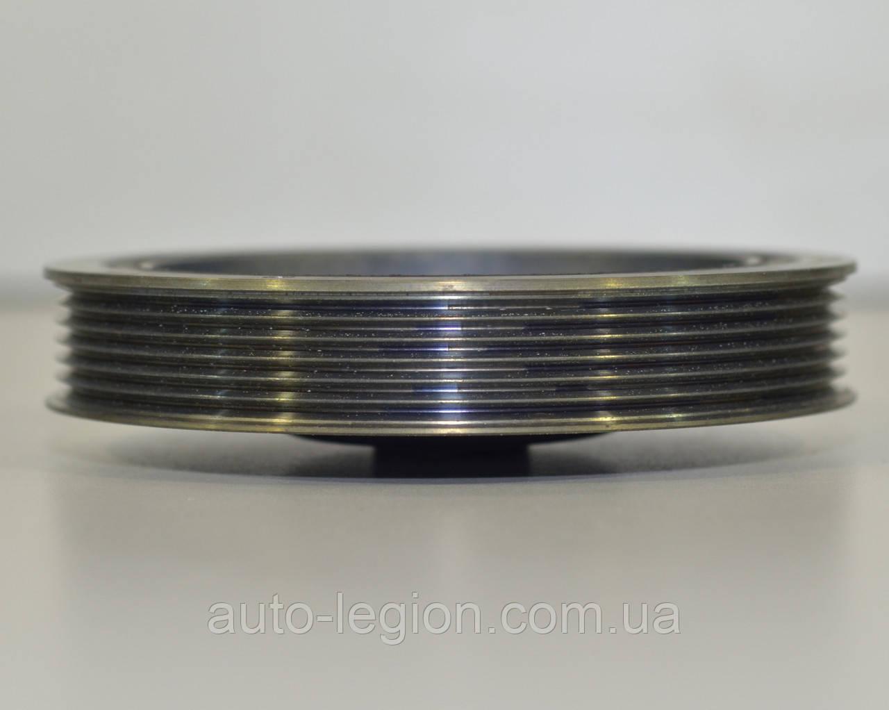 Ременной шкив коленчатого вала на Renault Kangoo II 1.5dCi, 2014-> — Renault (Оригинал) - 12 30 317 77R