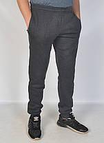 Штаны спортивные мужские Adidas под манжет, фото 3