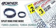 Кольцо заводное Owner 52804 размер 00
