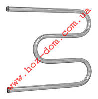 Змеевик Аквакомфорт 500*600-3 колена 3мм нерж.