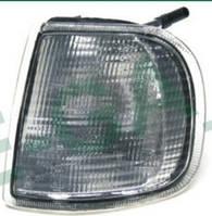 Seat Cordoba I 93-96 белый левый поворотник передний указатель поворота индикатор повторитель