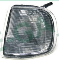 Seat Inca 93-96  белый левый поворотник передний указатель поворота индикатор повторитель