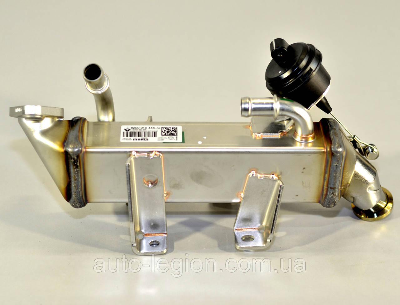Охладитель системы EGR на Renault Trafic II 11->2014 2.0dCi — Renault (Оригинал) - 8200910446