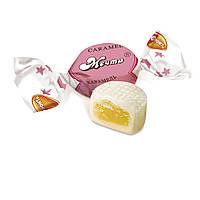Карамельные конфеты Мечта  Рот Фронт с начинкой