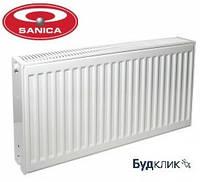 Sanica стальной панельный радиатор тип 22 300х1100