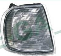 Seat Ibiza II 93-96  белый правый поворотник передний указатель поворота индикатор повторитель