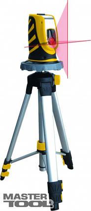 Уровень лазерный самонастраивающийся, звуковая индикация Mastertool 30-0905, фото 2
