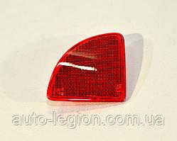 Отражатель в заднем бампере (левый) на Renault Kangoo 2003->2008 —  Оригинал RENAULT - 77 00 308 719