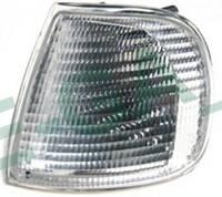 Seat Ibiza II 96-99  белый левый поворотник передний указатель поворота индикатор повторитель