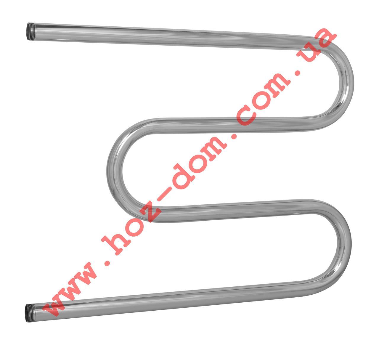 Змеевик Аквакомфорт 500*700-3 колена 3мм нерж.