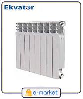 Радиатор биметаллический Ekvator 500*75. Украина