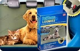 Підстилка в авто для домашніх тварин PETZOOM lounge