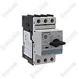 Автоматический выключатель защиты двигателя Siemens 3RV1021-4CA10 17-22A, фото 2