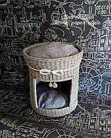 Кошкин дом плетёный ( в ассортименте )