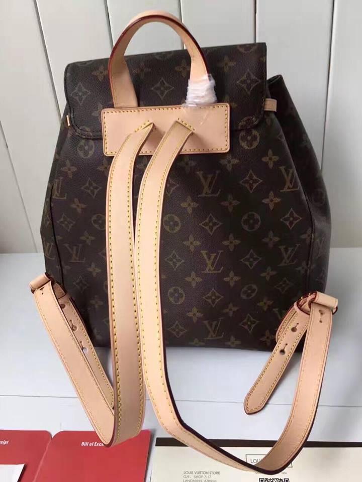 6eaf645767e9 Женский рюкзак - Louis Vuitton Sperone | vkstore.com.ua