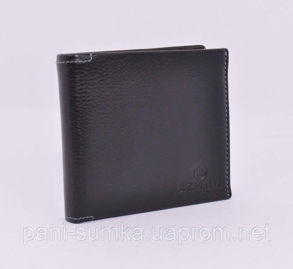 Портмоне, гаманець чоловічий шкіряний B. Cavalli 452, кредитница