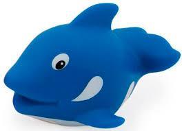 Іграшка для купання Рибки / Дельфін