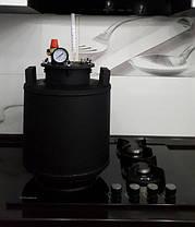 Автоклав бытовой с взрывным клапаном на 5 литровых банок(или 16 пол-литровых), фото 3