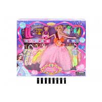 Кукла с одеждой и аксессуарами В386-3