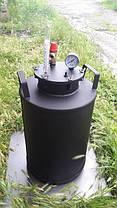 Автоклав бытовой с взрывным клапаном на 10 литровых банок(или 24 пол-литровых), фото 3