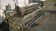 Машина листогибочная трехвалковая 2,5 х 3000мм (вальцы)