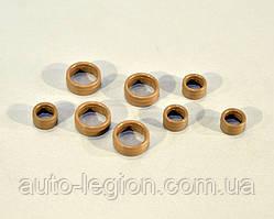 Комплект сальников для трубок кондиционера на Renault Kangoo II 2008-> — Renault (Оригинал) 7701208148