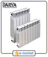 Радиатор биметаллический DARYA TERMOTEHNIK LA 350х80. Украина