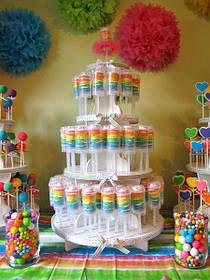 Пуш - попсы тематические, push pops, пирожное в стаканчике