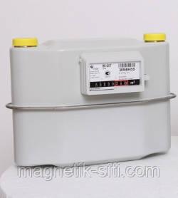 Правильний лічильник газу мембранний ELSTER BK G6T