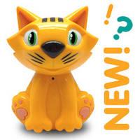 Интерактивная игрушка Кот, который знает всё