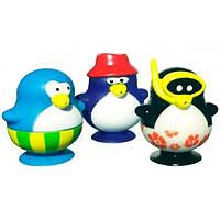 Іграшка для ванни Кумедні пінгвінчики