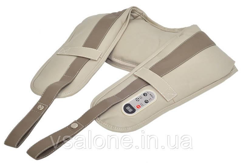 Масажний комір для шиї і плечей Zenet ZET-756