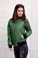 Демисезонная куртка женская на 200синтипоне,теплая.