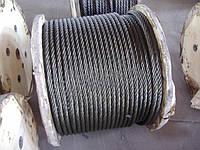 Канат (трос) стальной диаметр 6,4 мм ГОСТ  7669-80 от ГОСТ МЕТАЛЛ