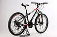 """Подростковый велосипед ARDIS FITNESS MTB 24""""  Черный/Оранжевый, фото 3"""