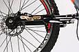 """Подростковый велосипед ARDIS FITNESS MTB 24""""  Черный/Оранжевый, фото 5"""