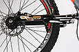 """Подростковый велосипед ARDIS FITNESS MTB 24"""", 13""""  Черный/Оранжевый, фото 5"""