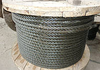 Канат (трос) стальной диаметр 13,0 мм ГОСТ  7669-80 от ГОСТ МЕТАЛЛ
