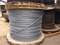 Канат (трос) стальной диаметр 14,5 мм ГОСТ  7669-80 от ГОСТ МЕТАЛЛ