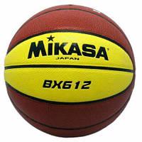 Мяч баскетбольный Mikasa (BX612), фото 1