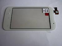 Тачскрин для Prestigio PAP3400 DUO MultiPhone, белый, #CS040X-LC06A