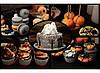 Торты на Хэллоуин Halloween, фото 3