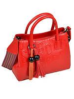 Ledi M Сумка Женская Классическая иск-кожа Ledi M 3-04 2982 red