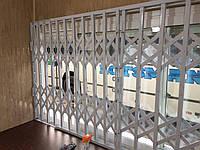 Раздвижные решетки Балкар-Днепр для киосков, фото 1