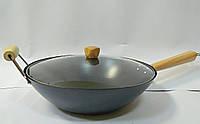 Вок-сковорода с крышкой Smile SPC-3